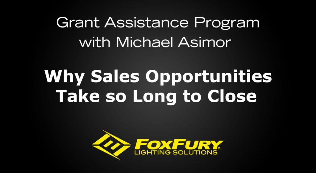 Why Sales Opportunities take so Long to Close